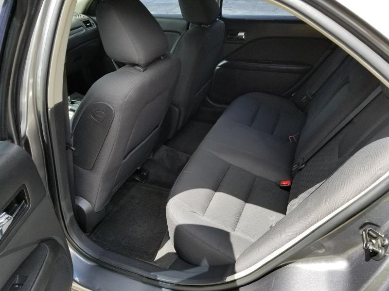 2010 Ford Fusion SE 4dr Sedan - Florence AL