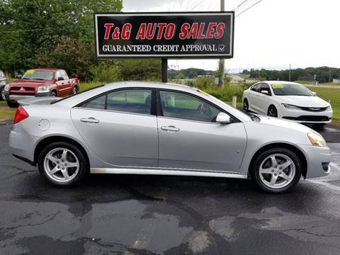 2009 Pontiac G6 for sale in Muscle Shoals, AL
