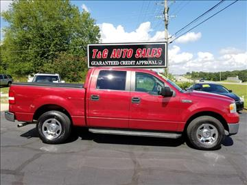 2008 Ford F-150 for sale in Florence, AL