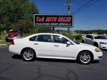 2010 Chevrolet Impala for sale in Muscle Shoals, AL