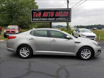 2013 Kia Optima for sale in Florence, AL