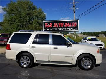 2006 Lincoln Navigator for sale in Florence, AL