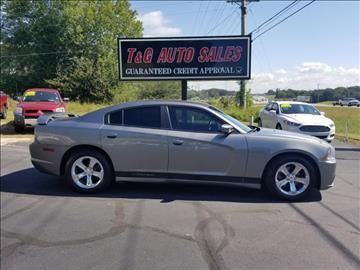 2012 Dodge Charger for sale in Florence, AL