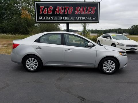 2010 Kia Forte for sale in Florence, AL