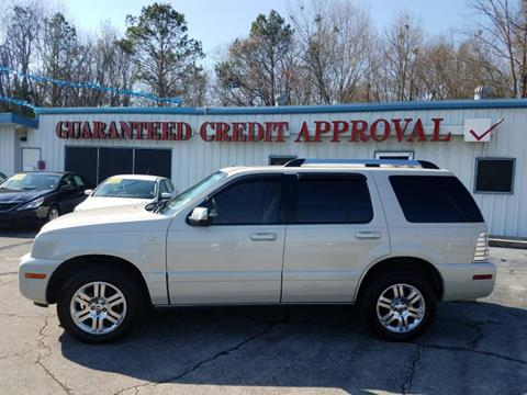 2006 Mercury Mountaineer for sale in Florence, AL