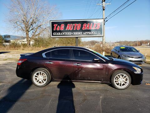 Nissan Florence Al >> Nissan Maxima For Sale In Florence Al T G Auto Sales