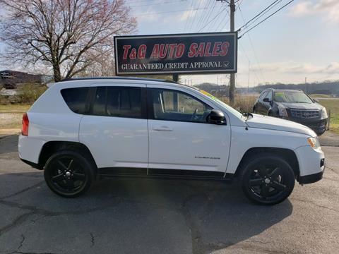 2013 Jeep Compass for sale in Florence, AL