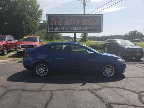2013 Dodge Dart for sale in Florence, AL