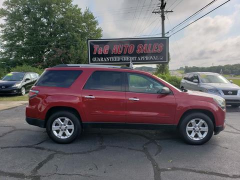 Gmc Acadia For Sale >> 2014 Gmc Acadia For Sale In Florence Al