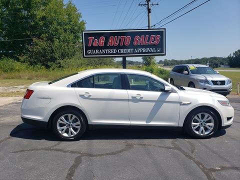 2011 Ford Taurus for sale in Florence, AL