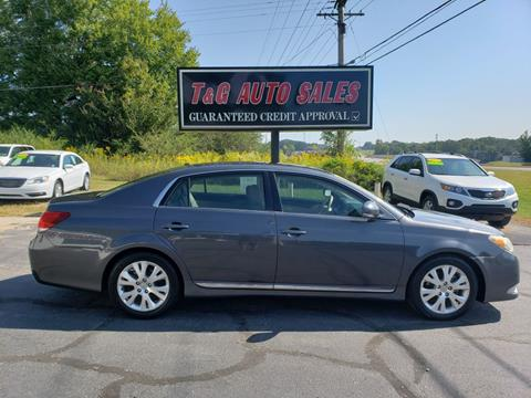 2011 Toyota Avalon for sale in Florence, AL