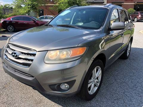 2012 Hyundai Santa Fe for sale in Atlanta, GA