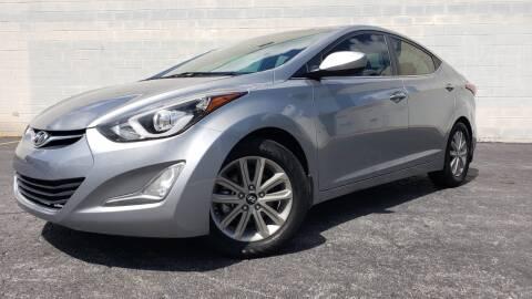 2015 Hyundai Elantra for sale at AUTO FIESTA in Norcross GA