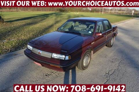 1990 Oldsmobile Cutlass Ciera For Sale In Crestwood Il