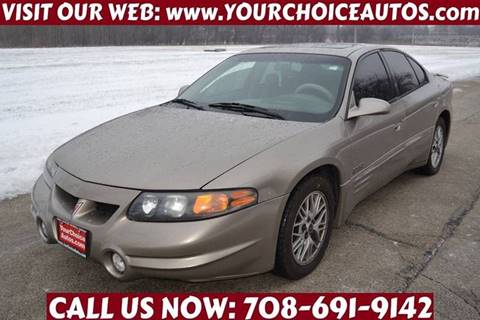 2000 Pontiac Bonneville for sale in Crestwood, IL