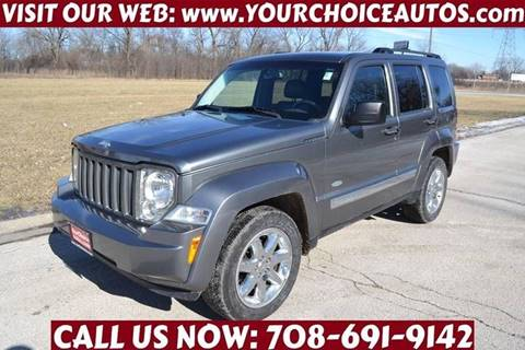 2012 Jeep Liberty for sale in Crestwood, IL