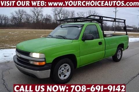 2002 Chevrolet Silverado 1500 for sale in Crestwood, IL