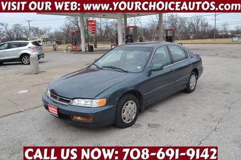 1997 Honda Accord for sale in Crestwood, IL
