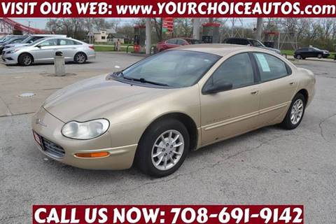 1999 chrysler concorde tranny engine wanted variant, yes