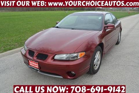 2002 Pontiac Grand Prix for sale in Crestwood, IL