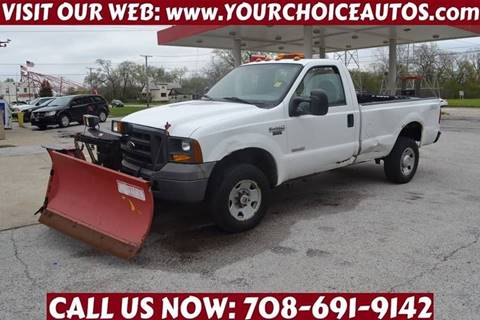 2005 Ford F-250 Super Duty for sale in Crestwood, IL