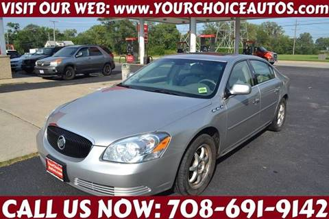 2006 Buick Lucerne for sale in Crestwood, IL