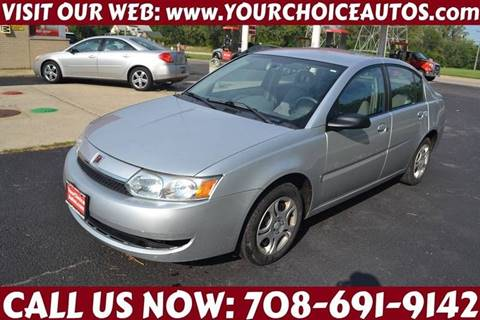 2004 Saturn Ion for sale in Crestwood, IL