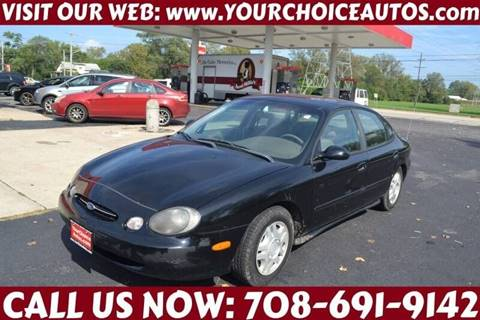 1999 Ford Taurus for sale in Crestwood, IL