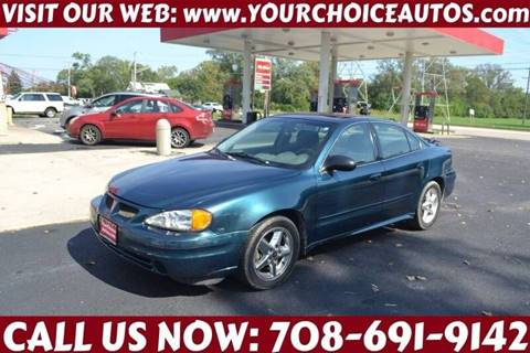 2003 Pontiac Grand Am for sale in Crestwood, IL