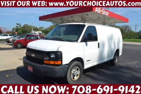 2006 Chevrolet Express Cargo for sale in Crestwood, IL