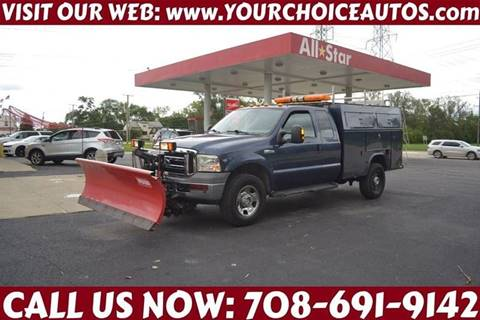 2006 Ford F-350 Super Duty for sale in Crestwood, IL