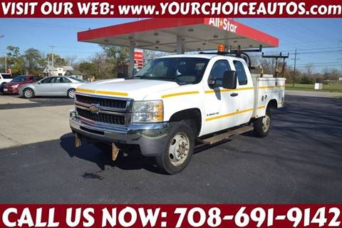 2008 Chevrolet Silverado 2500HD for sale in Crestwood, IL