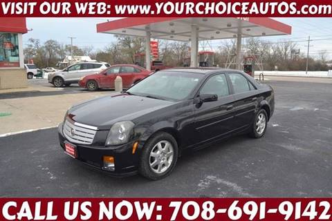 2007 Cadillac CTS for sale in Crestwood, IL
