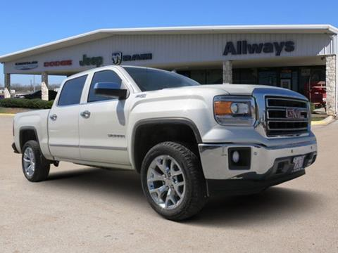 2014 GMC Sierra 1500 for sale in Pleasanton, TX