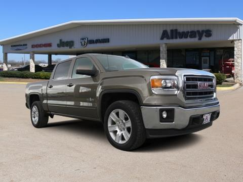 2015 GMC Sierra 1500 for sale in Pleasanton, TX