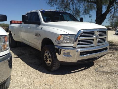 2015 RAM Ram Pickup 3500 for sale in Pleasanton, TX