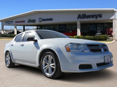 2013 Dodge Avenger for sale in Pleasanton, TX