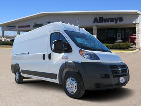 2018 RAM ProMaster Cargo for sale in Pleasanton, TX