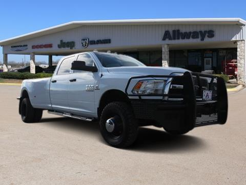 2014 RAM Ram Pickup 3500 for sale in Pleasanton, TX