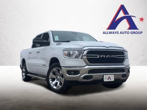 2019 RAM Ram Pickup 1500 for sale at ATASCOSA CHRYSLER DODGE JEEP RAM in Pleasanton TX