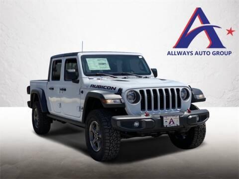 2020 Jeep Gladiator for sale at ATASCOSA CHRYSLER DODGE JEEP RAM in Pleasanton TX