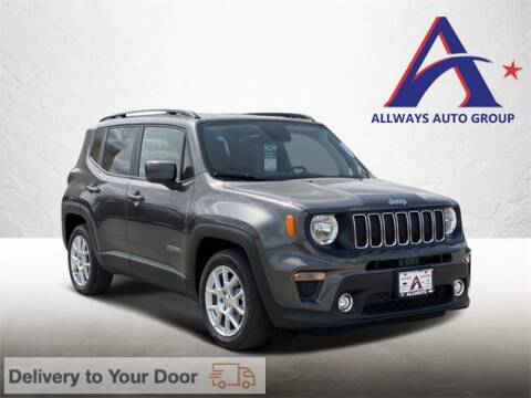 2020 Jeep Renegade for sale at ATASCOSA CHRYSLER DODGE JEEP RAM in Pleasanton TX