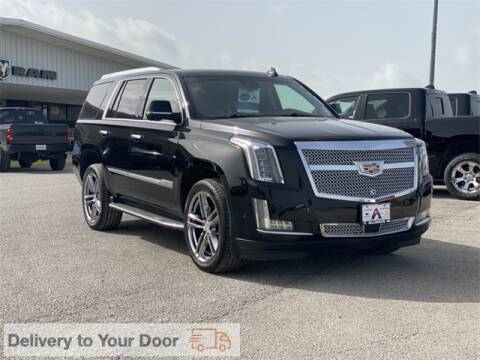 2018 Cadillac Escalade for sale at ATASCOSA CHRYSLER DODGE JEEP RAM in Pleasanton TX