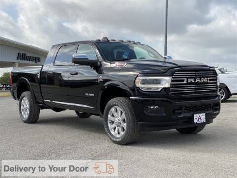 2020 RAM Ram Pickup 2500 for sale at ATASCOSA CHRYSLER DODGE JEEP RAM in Pleasanton TX