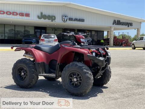 2020 Yamaha Kodiak 450 EPS for sale at ATASCOSA CHRYSLER DODGE JEEP RAM in Pleasanton TX