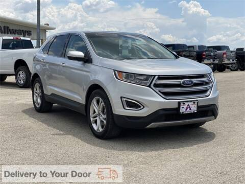 2018 Ford Edge for sale at ATASCOSA CHRYSLER DODGE JEEP RAM in Pleasanton TX