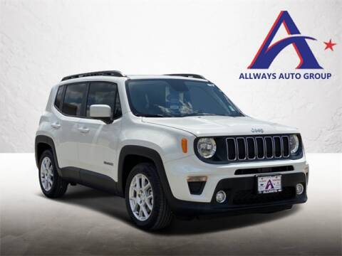 2019 Jeep Renegade for sale at ATASCOSA CHRYSLER DODGE JEEP RAM in Pleasanton TX