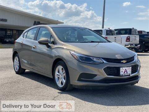 2018 Chevrolet Cruze for sale at ATASCOSA CHRYSLER DODGE JEEP RAM in Pleasanton TX