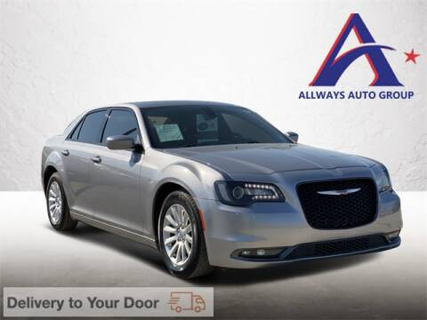 2016 Chrysler 300 for sale at ATASCOSA CHRYSLER DODGE JEEP RAM in Pleasanton TX