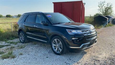 2018 Ford Explorer for sale at ATASCOSA CHRYSLER DODGE JEEP RAM in Pleasanton TX